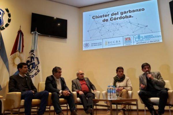 El garbanzo ya tiene su «cluster» en Córdoba
